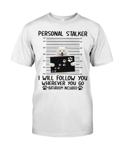 Samoyed Personal Stalker