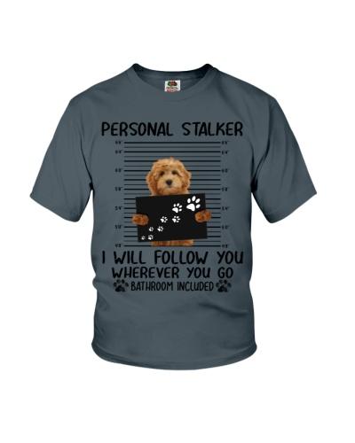 Goldendoodle Personal Stalker