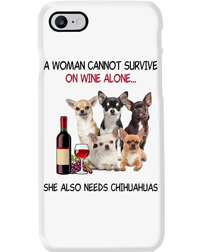 A Woman Cannot Survive Chihuahua