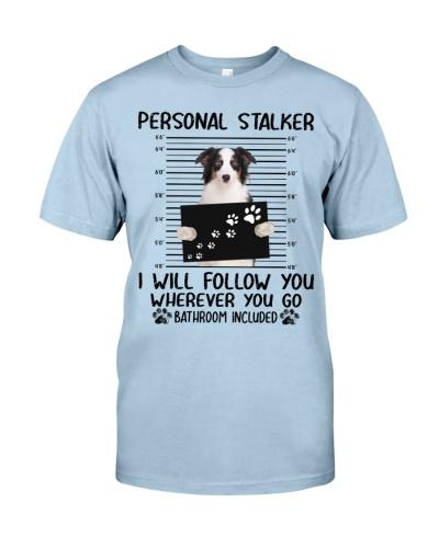 Australian Shepherd Personal Stalker
