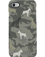 Boxer Camouflage Phone Case tile