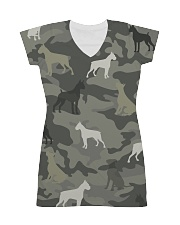 Boxer Camouflage All-over Dress thumbnail