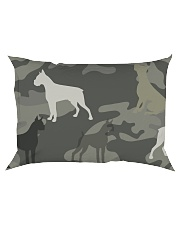 Boxer Camouflage Rectangular Pillowcase tile