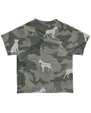 Boxer Camouflage All-over T-Shirt back