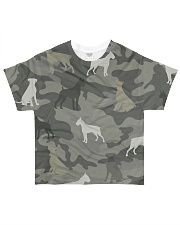 Boxer Camouflage All-over T-Shirt front