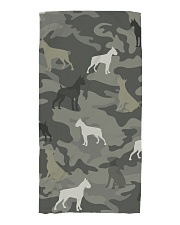 Boxer Camouflage Beach Towel thumbnail