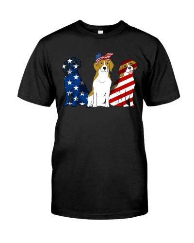 Flag Beagle