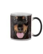 Dachshund Puppy Color Changing Mug thumbnail
