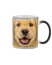 Golden Retriever Puppy Color Changing Mug thumbnail