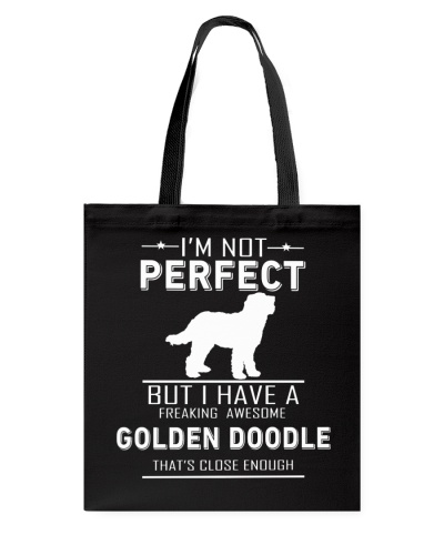 Goldendoodle IM NOT PERFECT BUT