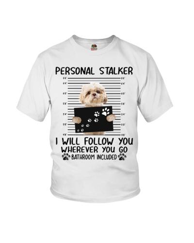 Personal Stalker Shih Tzu