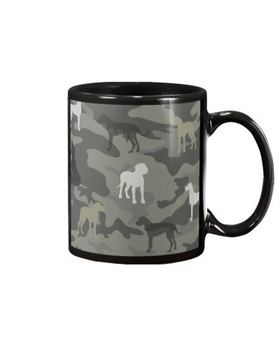 Great Dane Camouflage