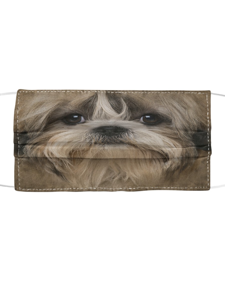 Shih Tzu Cloth face mask
