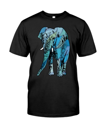 Artistic African Elephant Gift Save The Elephants