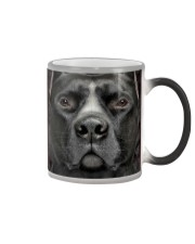 Black Pitbull Color Changing Mug thumbnail