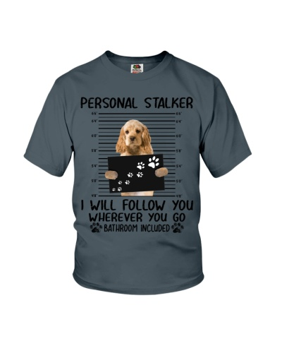 Cocker Spaniel Personal Stalker