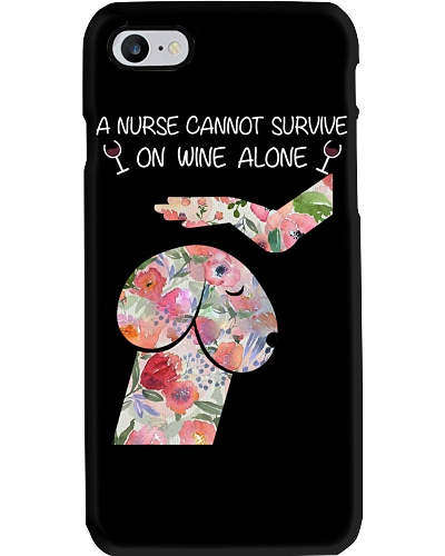 A Nurse Cannot Survive On Wine Alone