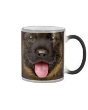 German Shepherd Puppy Color Changing Mug thumbnail