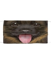 German Shepherd Puppy Cloth face mask front