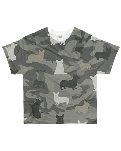 Pembroke and Cardigan Camouflage