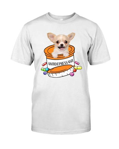 Antidepressant Chihuahua