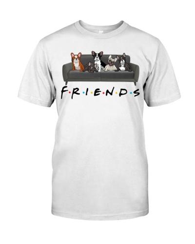 French Bulldog Friends