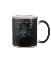 Pug Black Color Changing Mug thumbnail