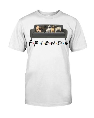 Pug Friends
