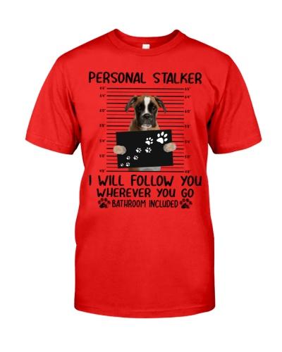 Boxer Personal Stalker