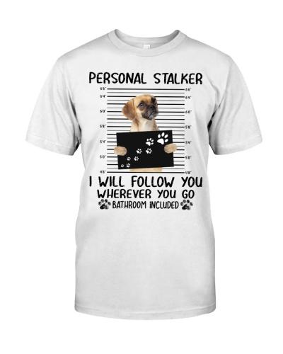 Puggle Personal Stalker