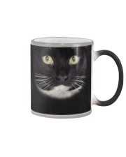 Tuxedo Cat Color Changing Mug thumbnail