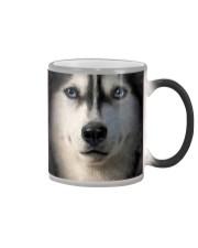 Siberian Husky Color Changing Mug thumbnail