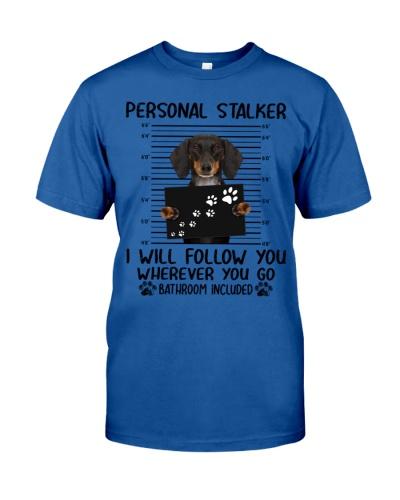 Personal Stalker Dachshund