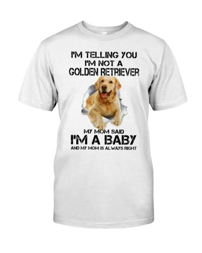 I'm Telling You I'm Not A Golden Retriever