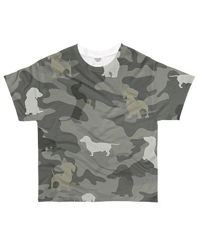 Dachshund Camouflage