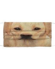 Labrador Retriever Cloth face mask thumbnail