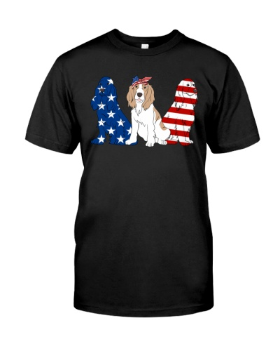 Flag Cocker Spaniel