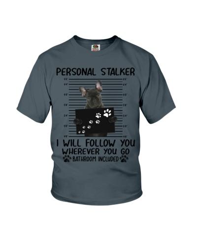 French Bulldog Personal Stalker