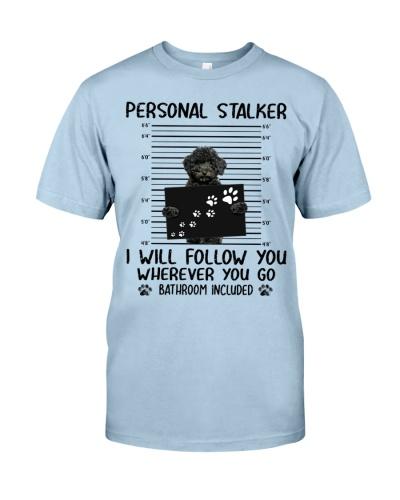 Poodle Personal Stalker