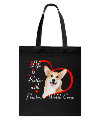 Corgi Life is Better With