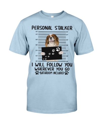 Cavalier King Charles Spaniel Personal Stalker
