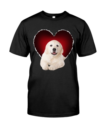 Love Golden Retriever