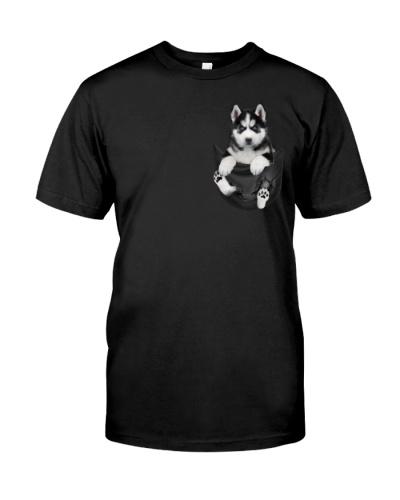 Husky In Pocket