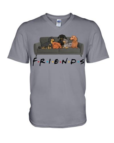 Dachshund Friends