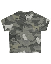 Yorkshire Camouflage All-over T-Shirt back