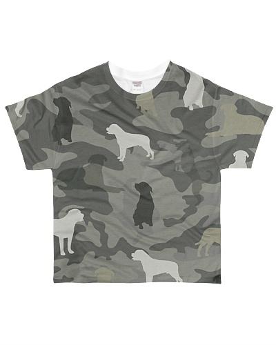 Rottweiler Camouflage
