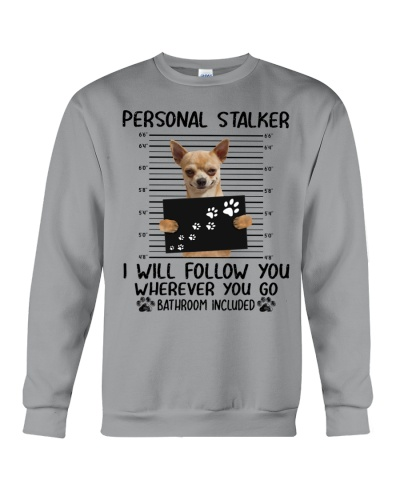 Chihuahua Personal Stalker