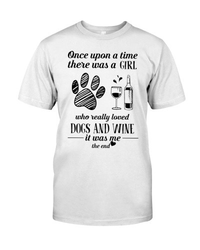 Once Upon A Time Dogs and Wine
