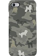 Poodle Camouflage Phone Case thumbnail