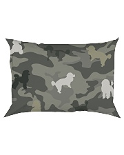 Poodle Camouflage Rectangular Pillowcase thumbnail